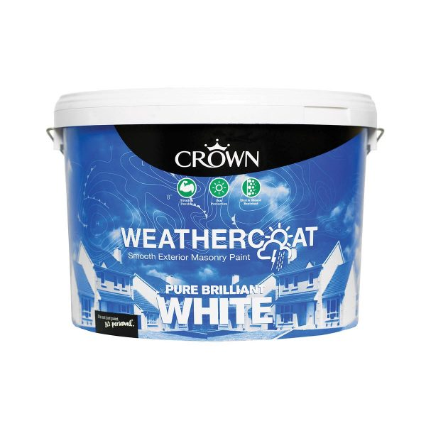 WEATHERCOAT SMOOTH MASONRY PAINT