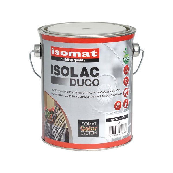 ISOLAC DUCO GLOSS