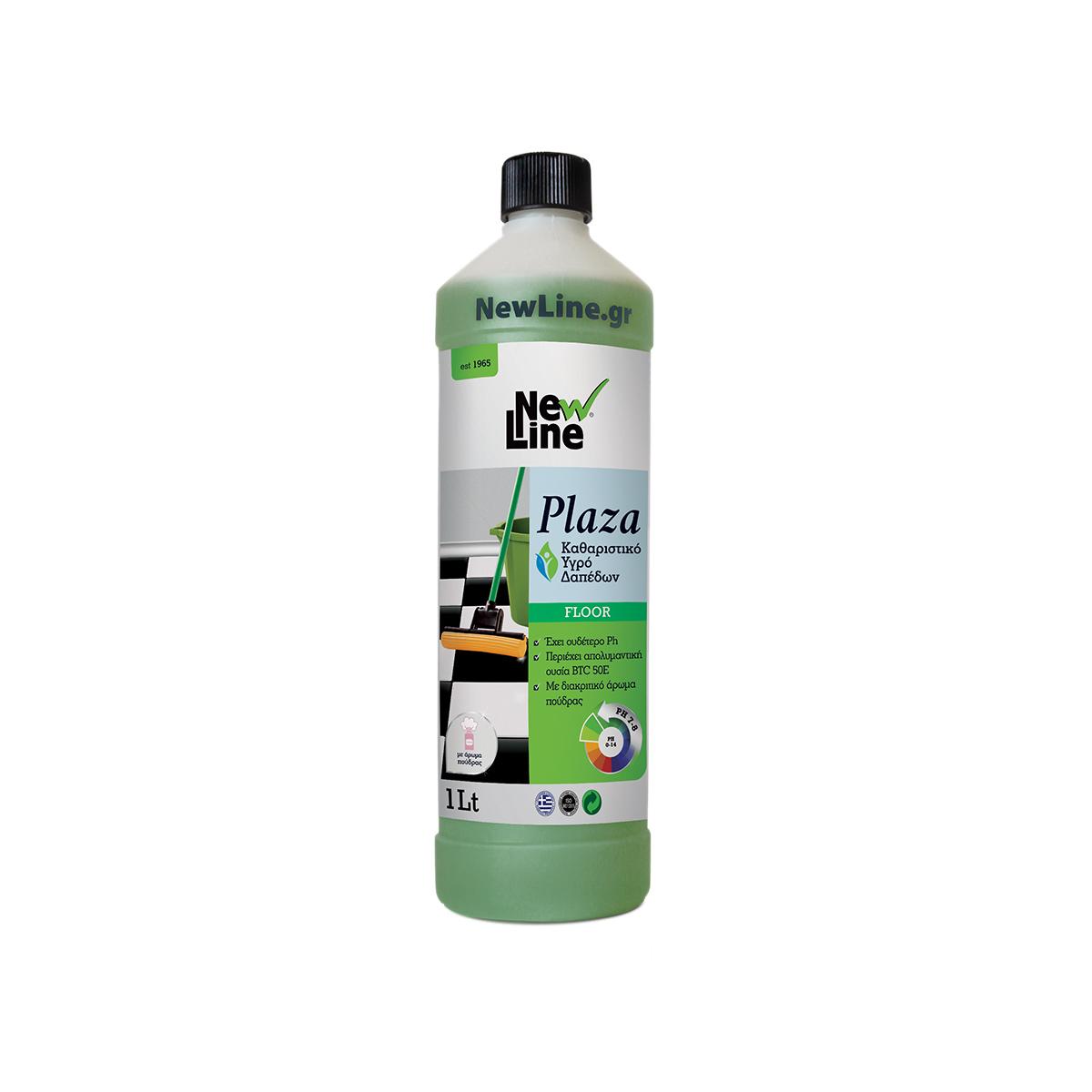 PLAZA CLEANER