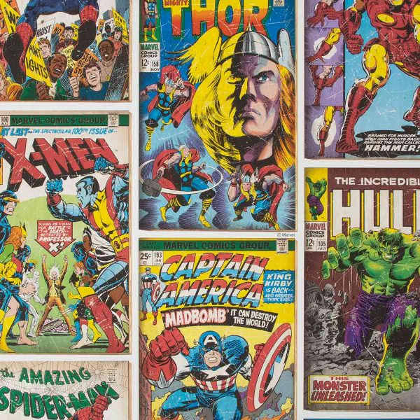 70-238 MARVEL ACTION HEROES