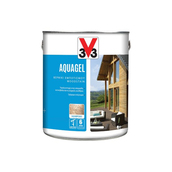 AQUAGEL WOODSTAIN