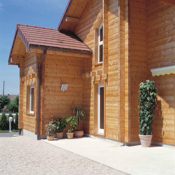 Exterior Woodwork