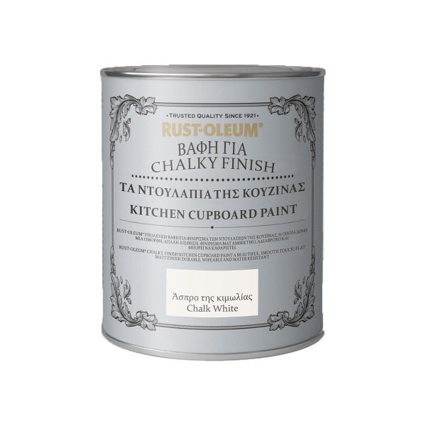 CHALKY FINISH KITCHEN CUPBOARD PAINT