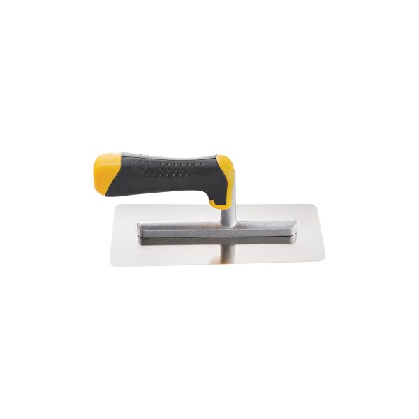 S.28 STUCCO TROWEL STAINLESS STEEL