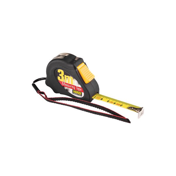 AUTO-LOCK MEASURING TAPE 2Κ CASE