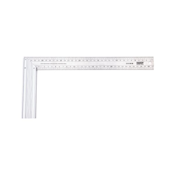 SQUARE MEASURER STAINLESS STEEL