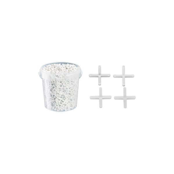 TILE SPACERS 2MM