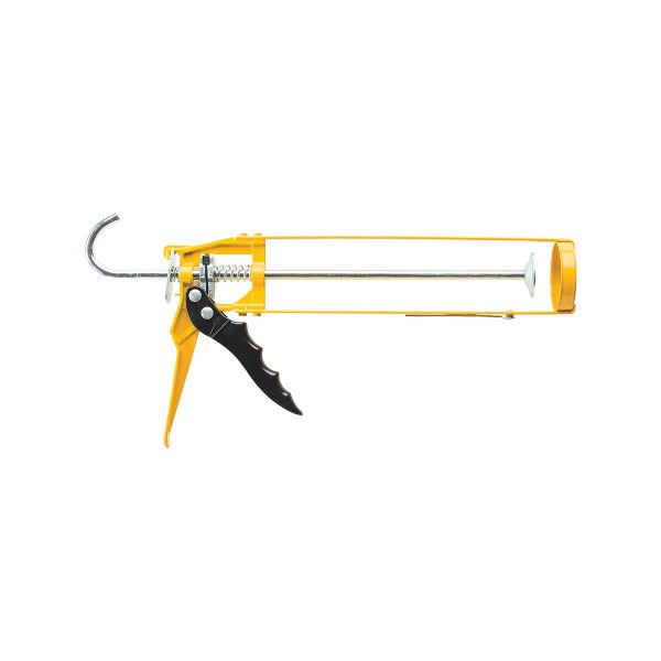REINFORCED SKELETON CAULKING GUN OPEN