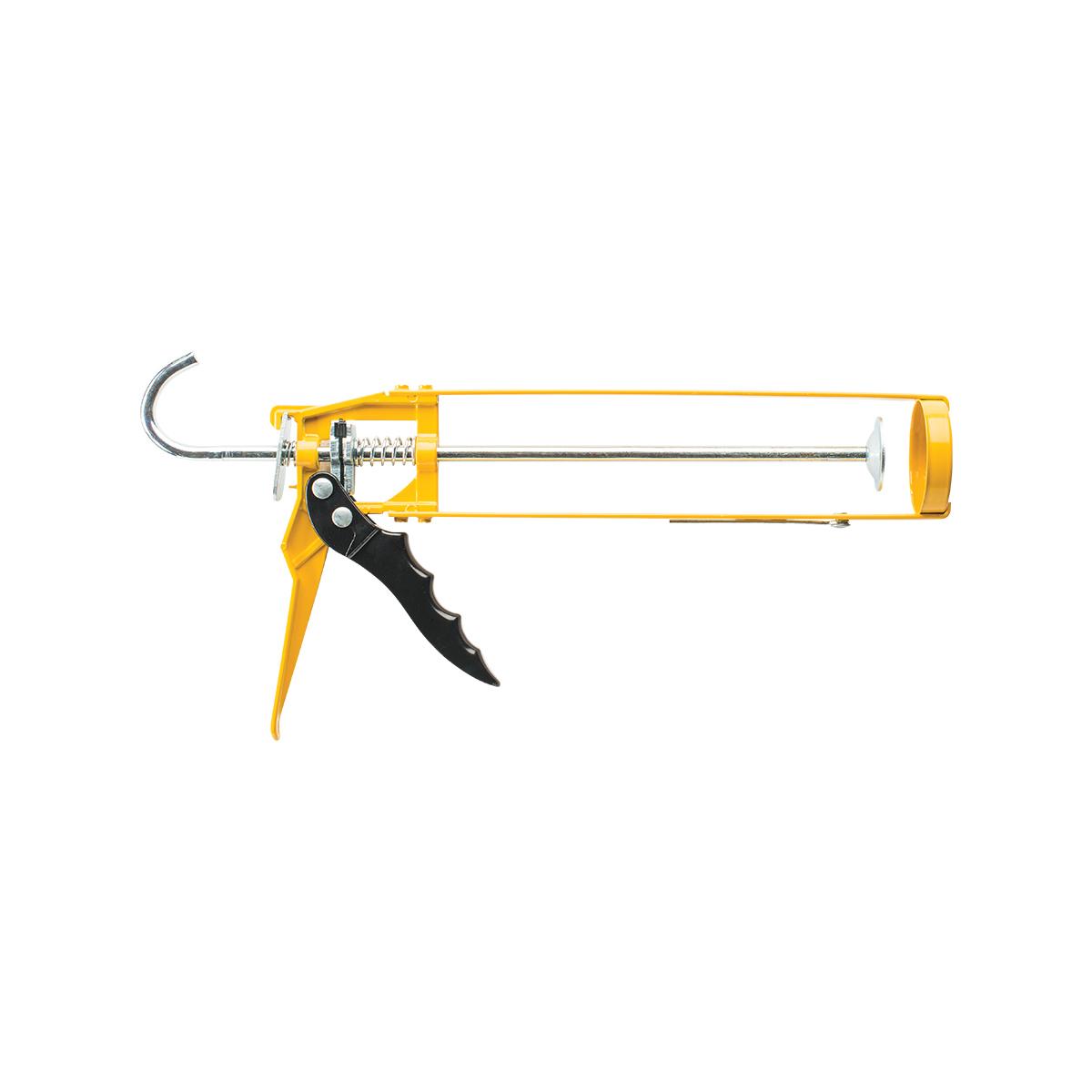 REINFORCED SKELETON CAULKING GUN OPEN