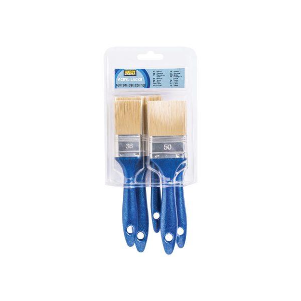 5PCS PAINT BRUSH SET (BLUE)
