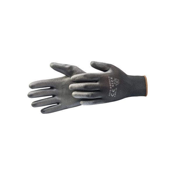 NYLON PU-COATED GLOVES CAT.II 4141