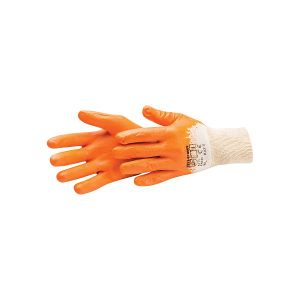 NITRILE-COATED GLOVES CAT.II 4111