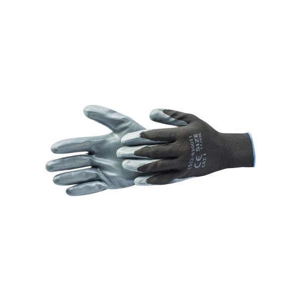 NITRILE-COATED GLOVES CAT.I SOFT KNIT