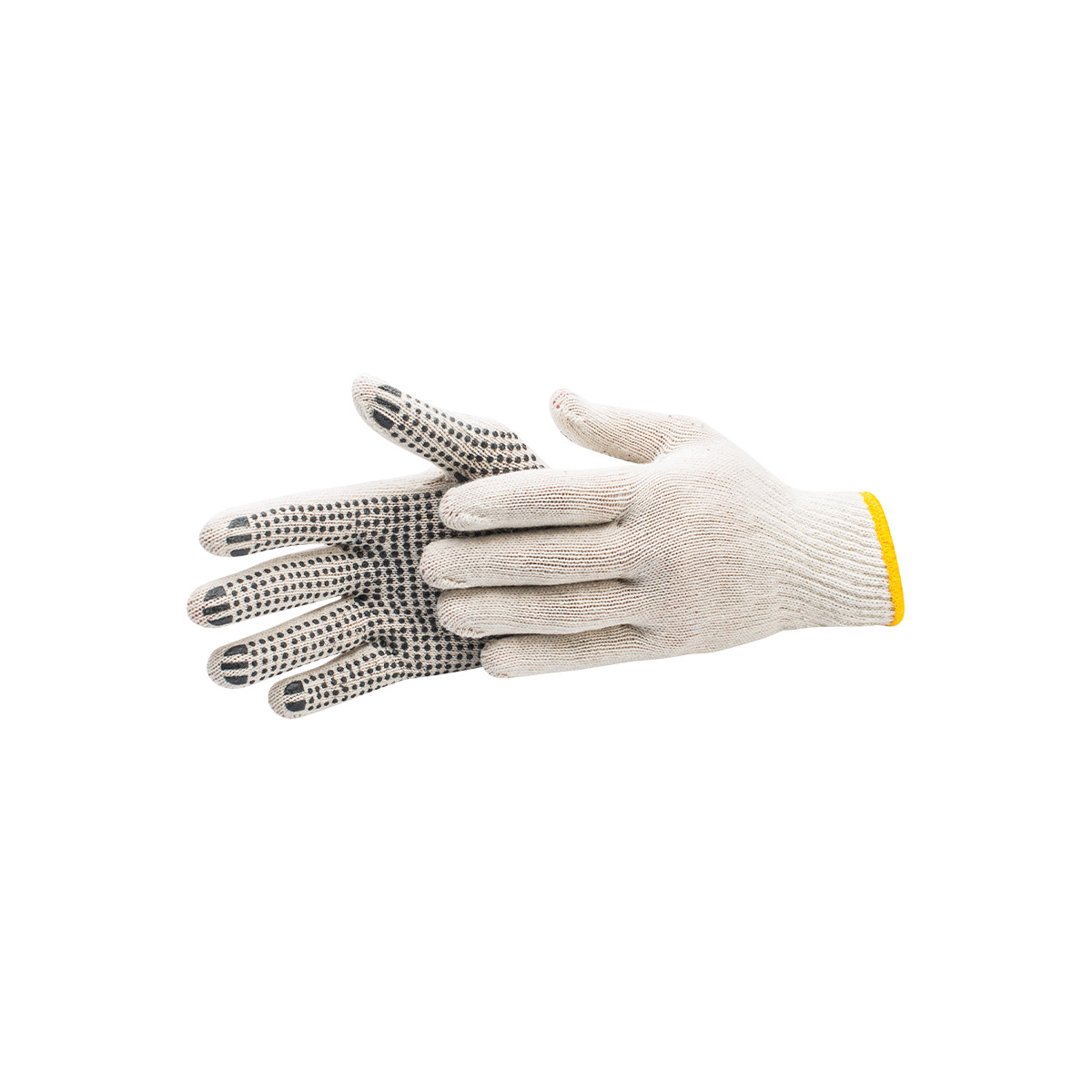 DOTTED WOOL GLOVES CAT.I