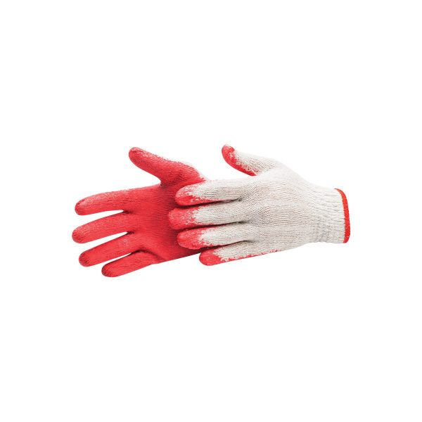 RUBBER COATED WOOL GLOVES CAT.I