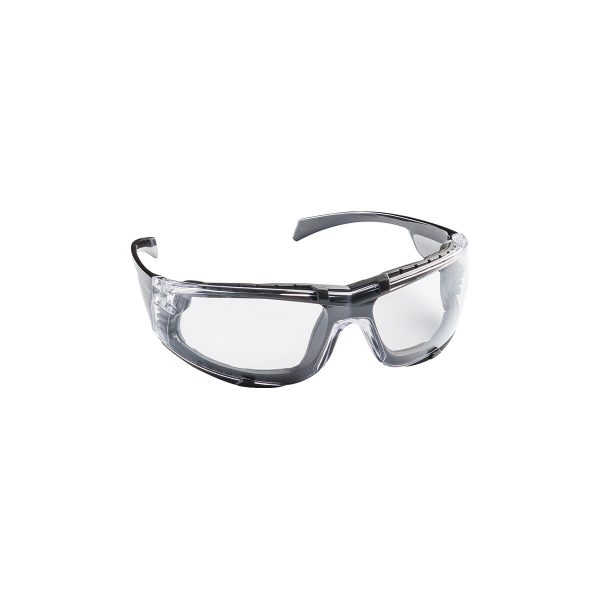 SAFETY GLASSES WITH SIDE SHIELDS