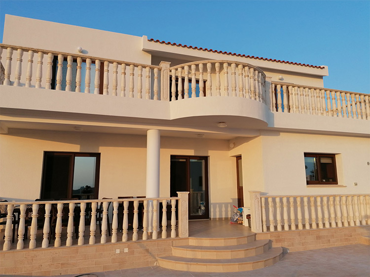 House in Paphos 1