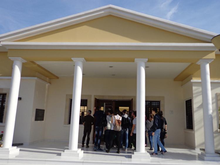 museum in polys - 3